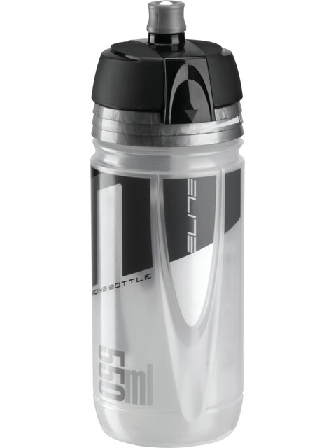 Elite Jossanova Trinkflasche 550 ml transparent-grau